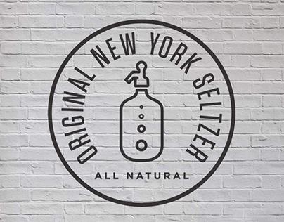 New York Seltzer Rebranding