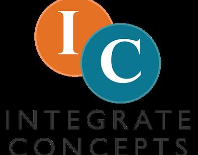 Logo Design - Integrate Concepts