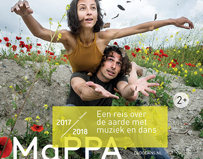 Posters Dans performance Dadodans | Gaia Gonnelli