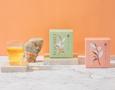 Packaging|Chin YI Ya Tea Shop 沁一葉