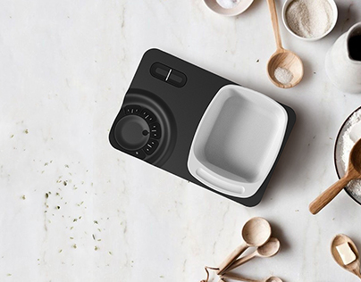 omni - Tactile Kitchen Scales