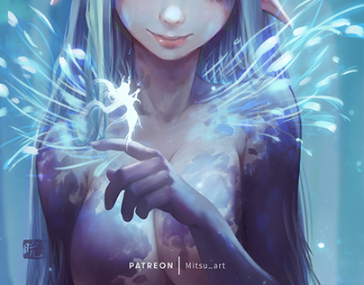 PATREON TERM 002 AEYRIA speaks with the Fae