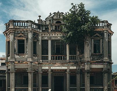 Ruins of Kinmen - 金門棄景