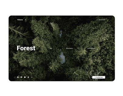 Wallpaap - website