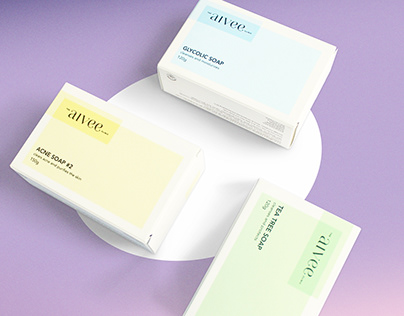THE AIVEE CLINIC | Packaging Design