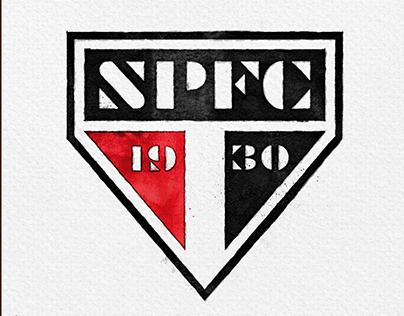 Retro retake for São Paulo FC #SãoPaulo #SãoPauloFC