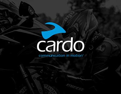 Cardo Systems - Redesign
