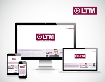 Webpage-relaunch LTM