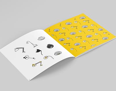 Icon Design for Lamp