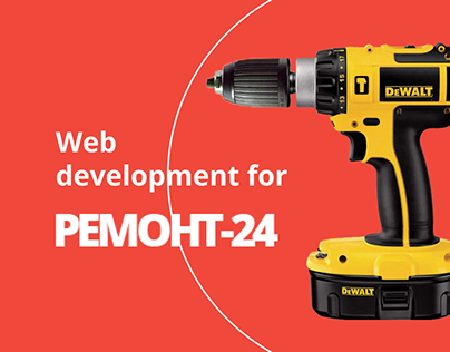 Web-development for Remont-24
