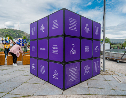 Outdoor Installations for Europe Day 2019