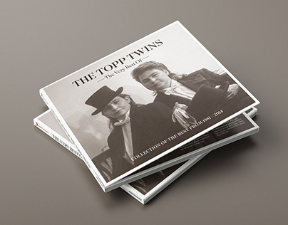 The Topp Twins - The Very Best Of. Compact Disc