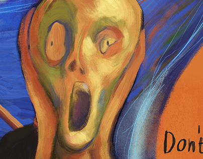 Munch contest : the 5th Scream