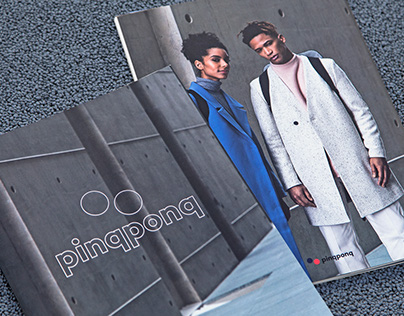 pinqponq Lookbook Fall / Winter 17.18