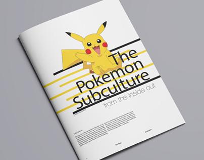 The Pokemon Subculture