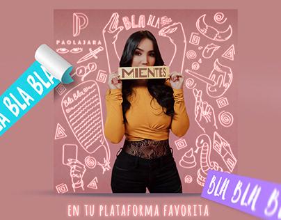 CD-Cover: Paola Jara / Mientes