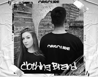 OBSCURE - CLOTHING BRAND