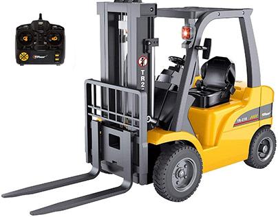 İşlerin En Büyük Yardımcısı Forklift