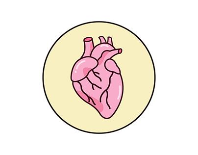 Body Organs Illustration
