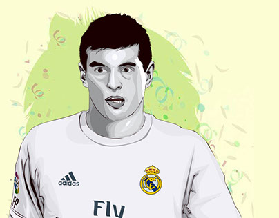 vector art kroos
