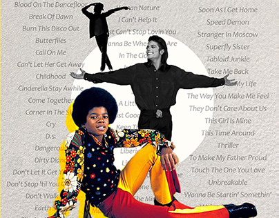 MJ collage / 2018.