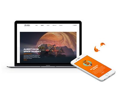 Webdesign | Little Chicken