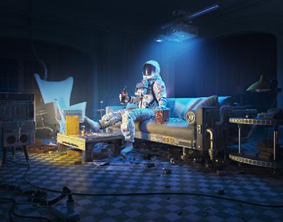 2080: The Astro Show