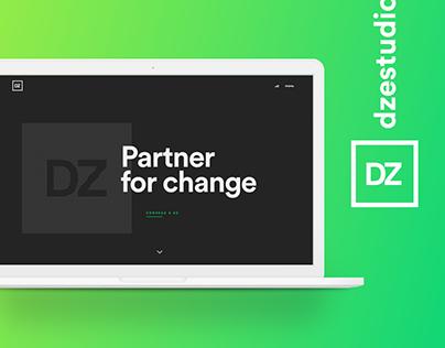 DZ Estúdio | Website