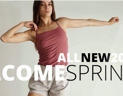Anjaly - Yoga inspired clothing