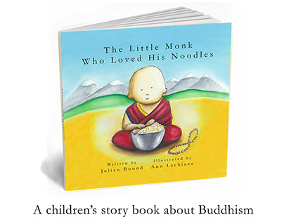 The Little Monk Who Loved His Noodles