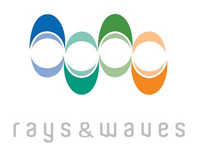 Rays & Waves logo 1