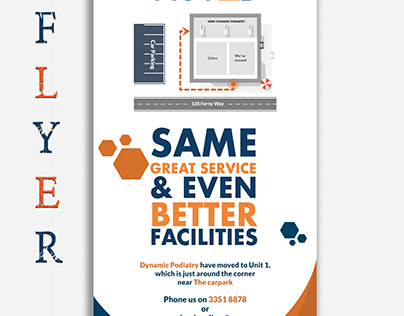 DL Flyer for Change in Office location