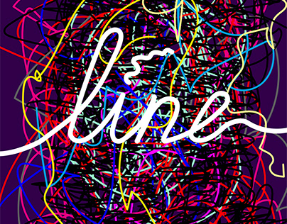 Line Design & Typography