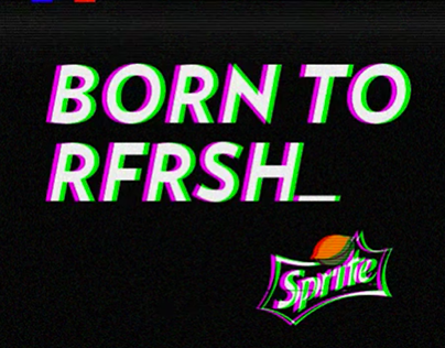 BORN TO RFRSH_