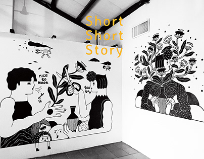 Graffiti/Short short story