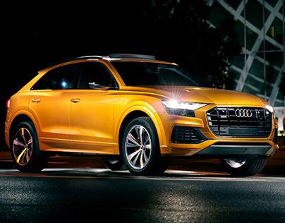 Project | Audi Q8
