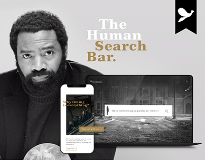 Investec   The Human Search Bar
