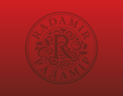 "Homel distillery ""RADAMIR"" catalogue design"