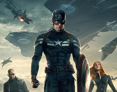 Captain America: Winter Soldier | Feature Film