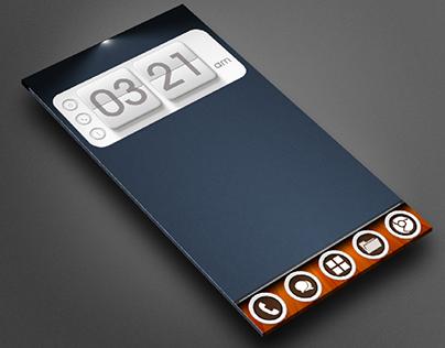 3D UCCW clock apk