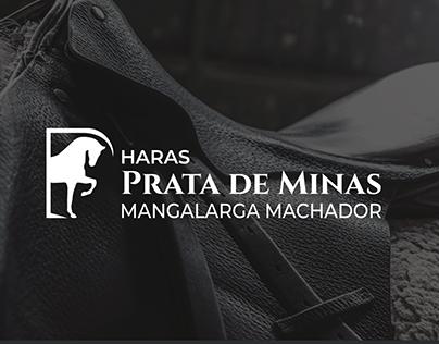 Logo - Haras Prata de Minas