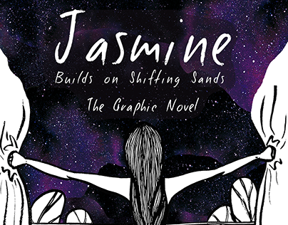 Jasmine Builds on Shifting Sands - The Graphic Novel