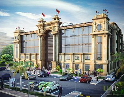 Caesar Mall - Saudi Arabia