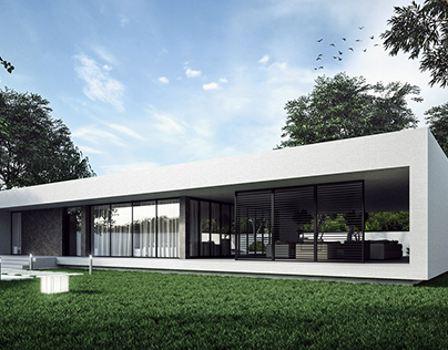 Terrase House