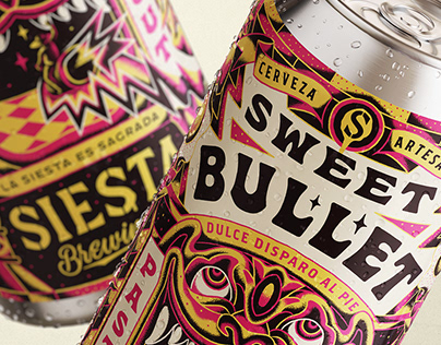 Sweet Bullet-Siesta Brewing Co
