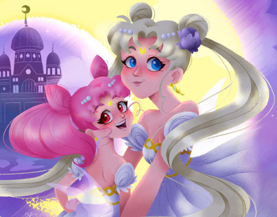 Princesses of the moon