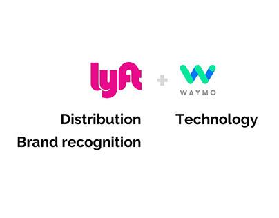 Lymo: Waymo Lyft Partnership