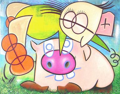 Saute-cochon / Leap-pig