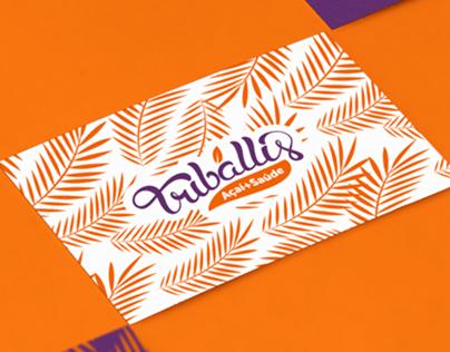 Tribállis Visual Identity / Naming