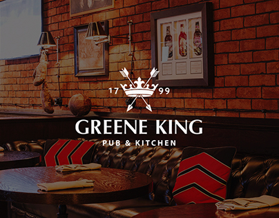 The Greene King — Hungry Fox